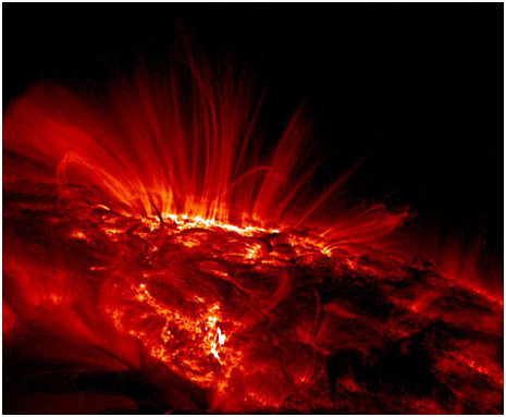 $2 trillion sunstorm coming, NASA warns 081208-0944-solarstormc1